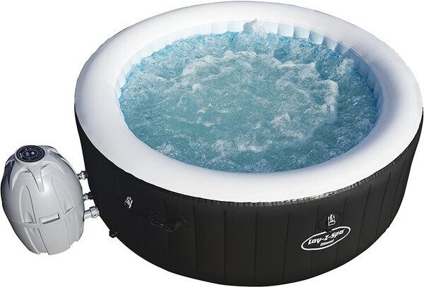 jacuzzi inflable 4 personas Bestway