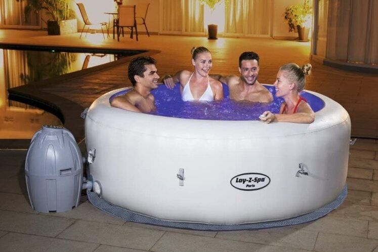 mejores jacuzzis inflables