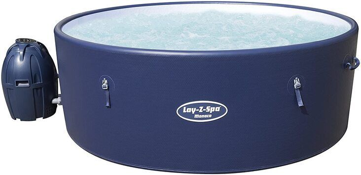 spa inflable redondo bestway