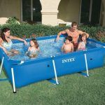 piscina desmontable Intex Small Frame pequeña